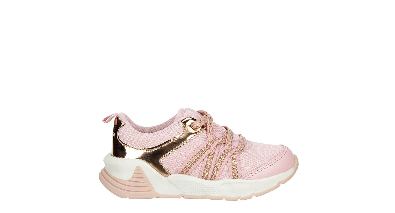 OSHKOSH B`GOSH Girls Infant Sympson Sneaker - PINK