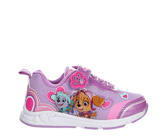 Girls Infant Paw Patrol Velcro Sneaker