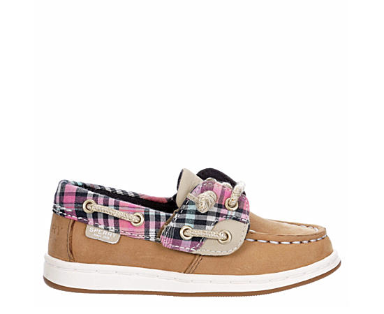 Girls Infant Coastfish Junior Boat Shoe