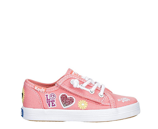 Girls Infant Kickstart Velcro Sneaker