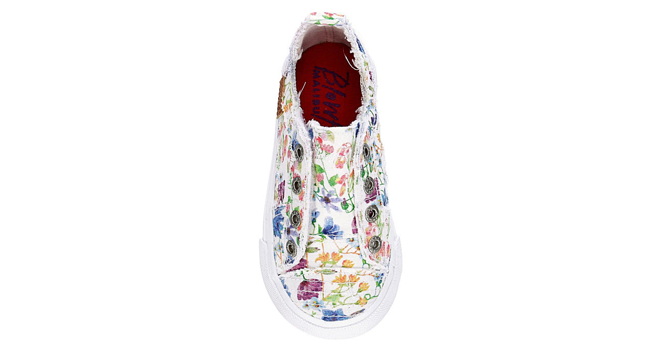 BLOWFISH Girls Infant Play Floral Slip On - FLORAL