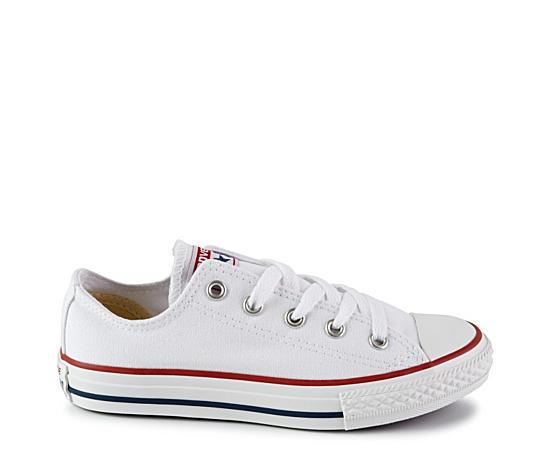 Boys Chuck Taylor All Star Lo Preschool Sneaker