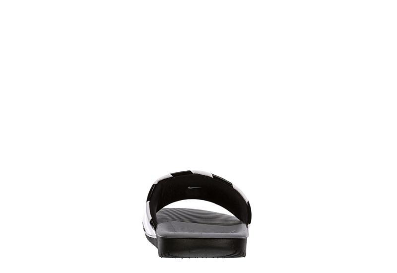 NIKE Boys Kawa Slide Sandal - BLACK