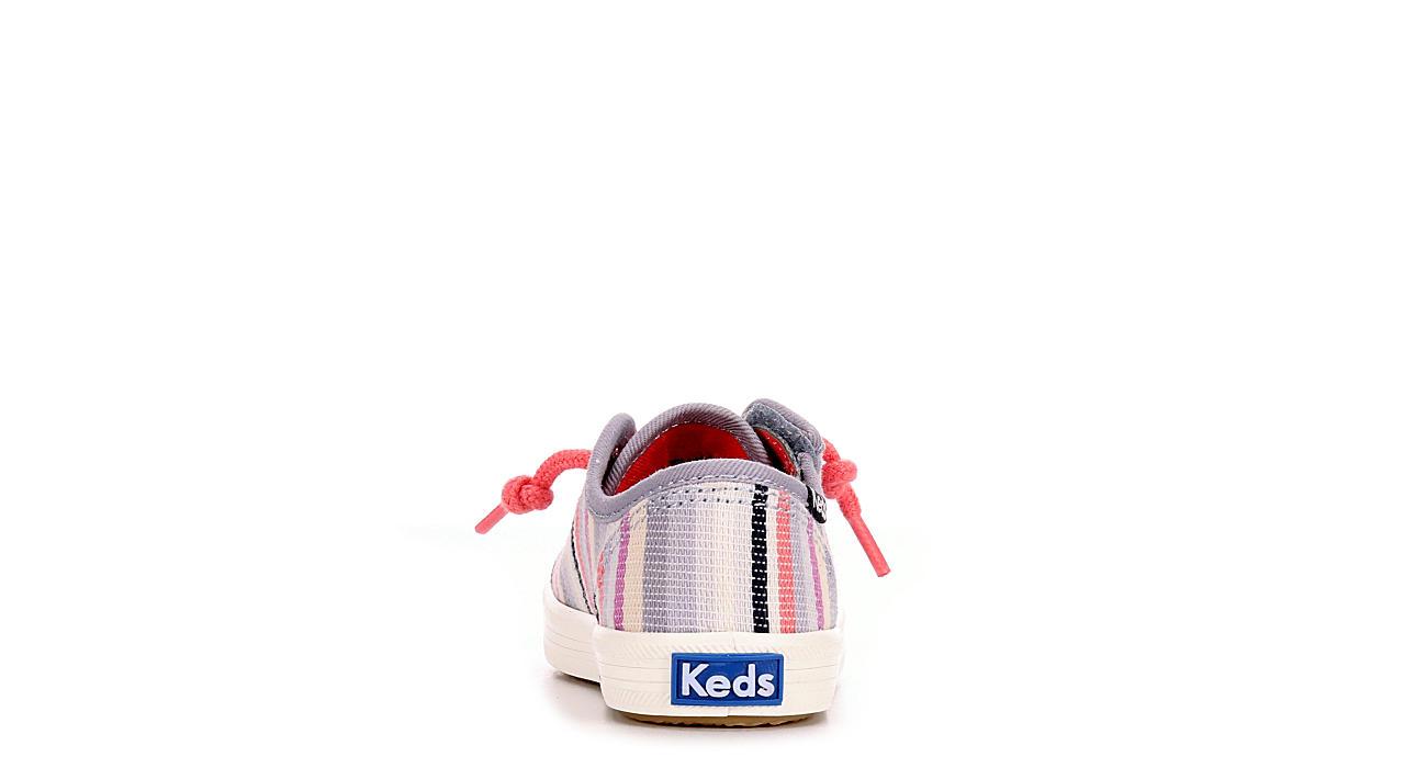 KEDS Girls Kickstrat Toe - MULTICOLOR