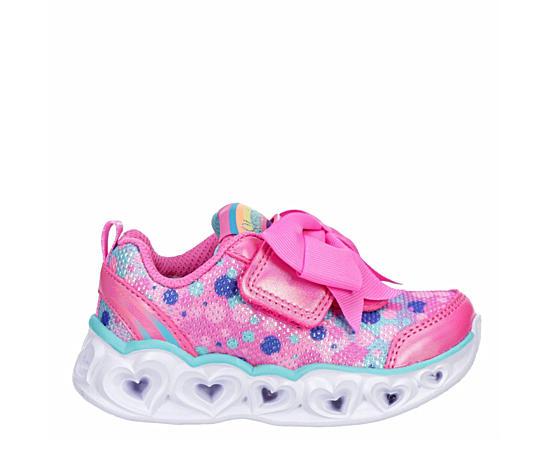 Girls Infant Heart Lites 20265n Sneaker