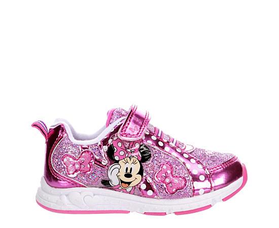 Girls Minnie Sneaker
