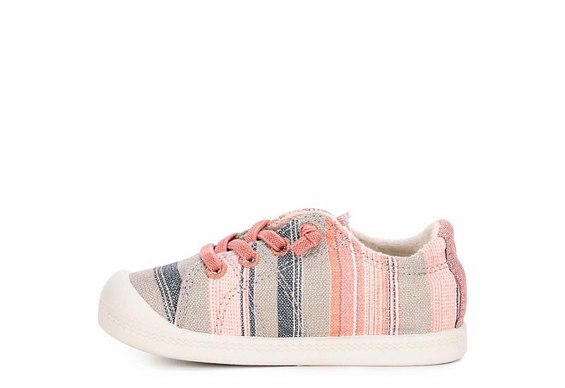 ROXY Girls Infant Bayshore Sneaker - PALE PINK