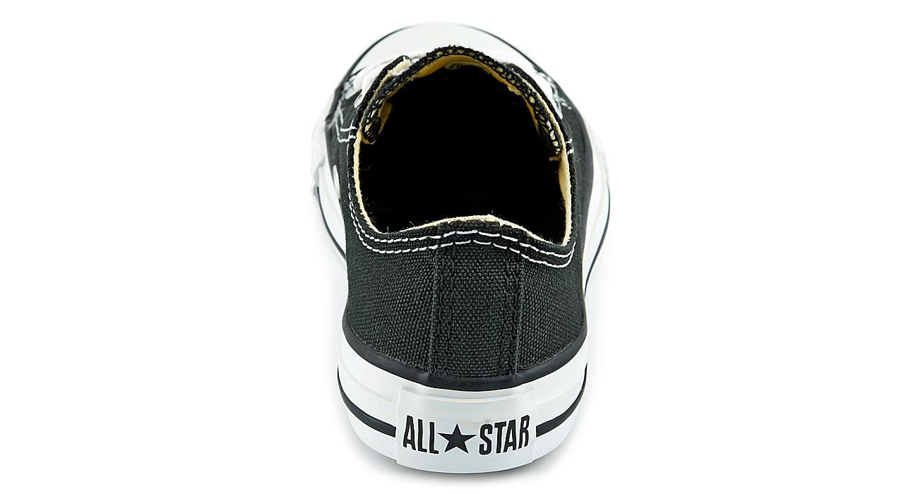 CONVERSE Boys Chuck Taylor All Star Lo Sneaker - BLACK