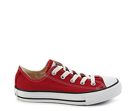 Boys Chuck Taylor All Star Lo Preschool Sneaker