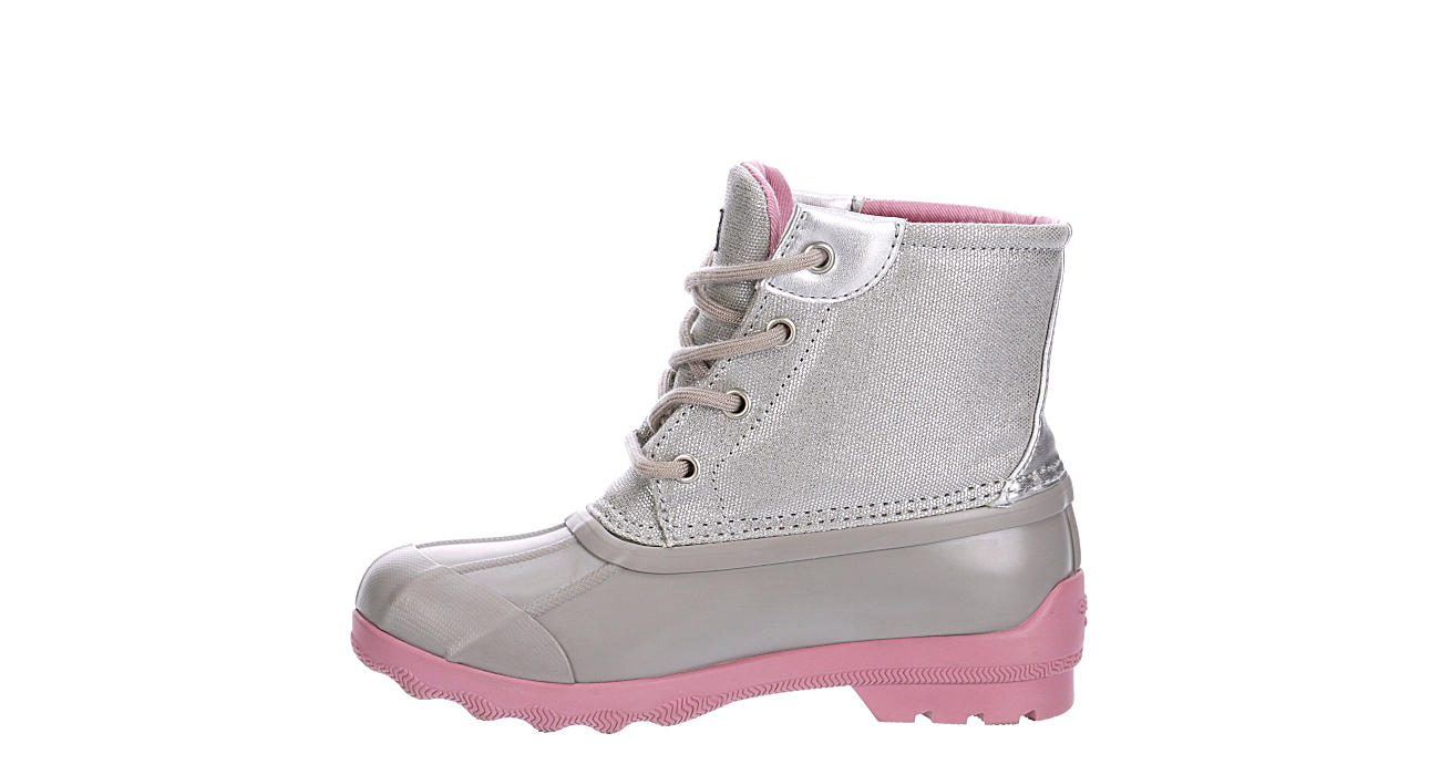 SPERRY Girls Port Boot - GREY