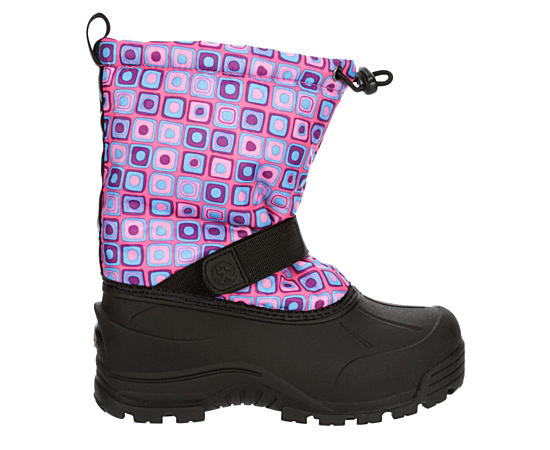 Girls Frosty Snow Boot