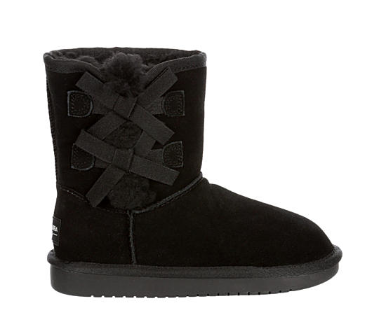 Girls Victoria Short Cozy Boot