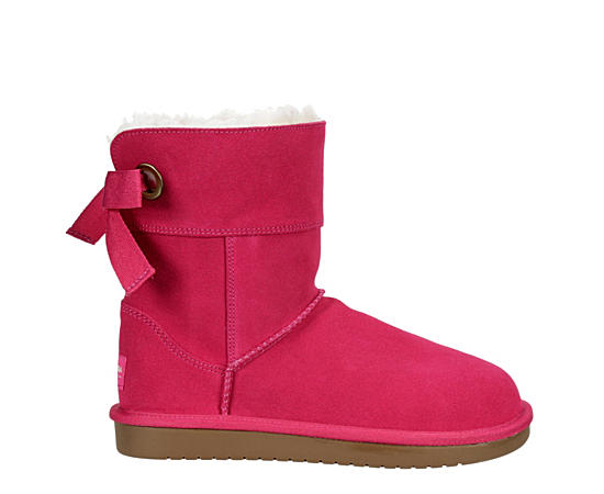 Girls Andrah Short Cozy Boot