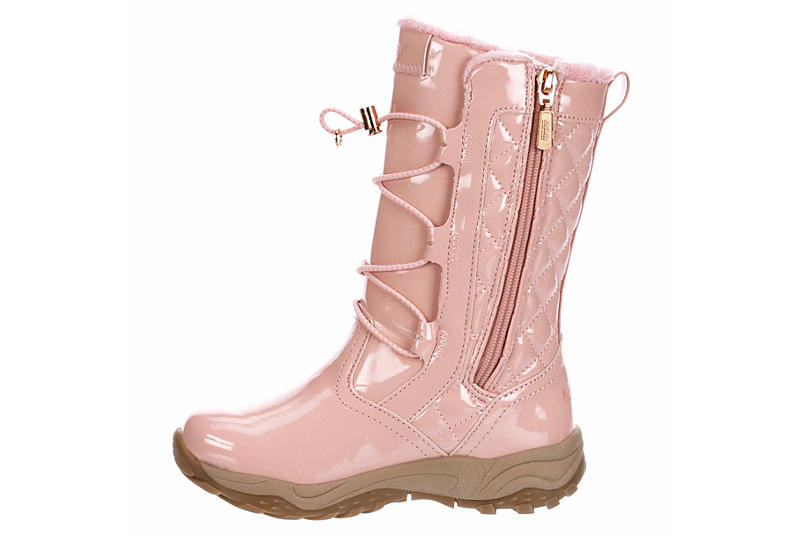 KHOMBU Girls Dacy Iii Snow Boot - PINK