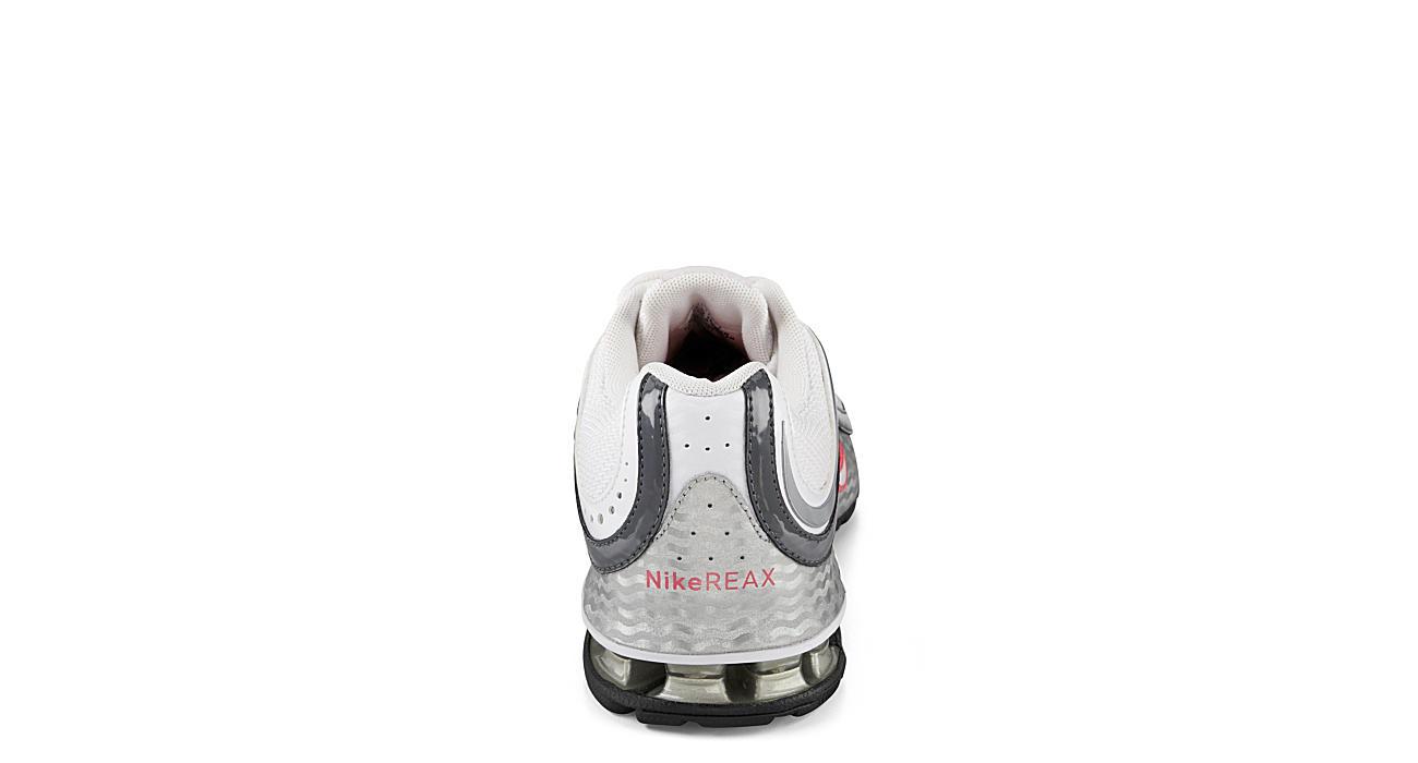 d16128cd0a4 White Women s Nike Reax Run 5 Running Shoes