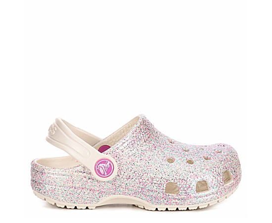 Girls Glitter Clog K