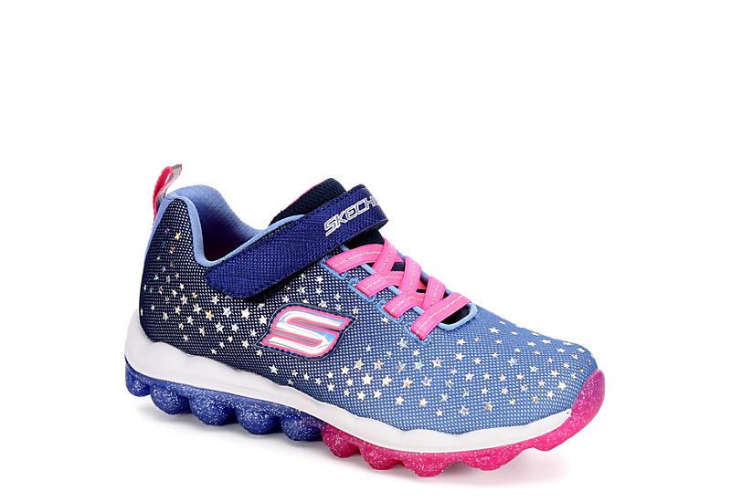 ed01680d9835 Skechers Girls Skech-air - Blue