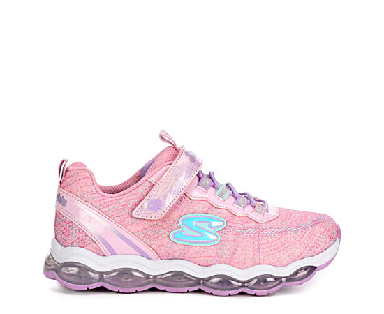 Girls Glimmer Lights Sneaker