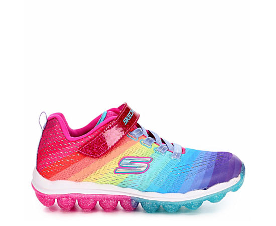Girls Rainbow Wishes Sneaker