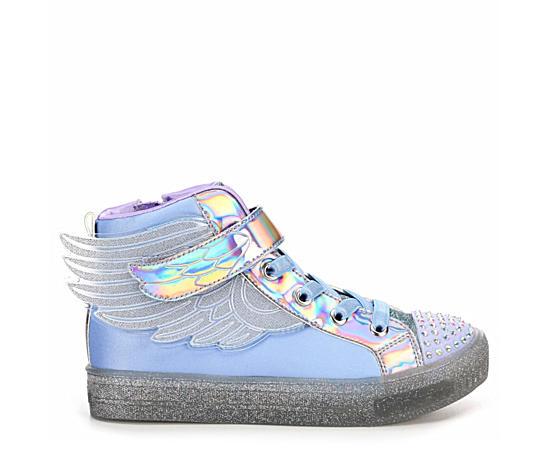 Girls Shuffle Brites Sneaker