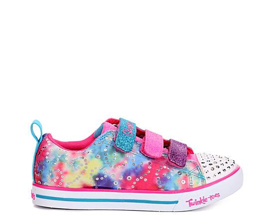 Girls Sparkle Lite Sneaker
