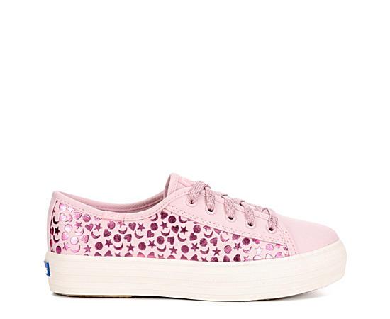 Girls Triple Kick Sneaker