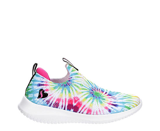 Girls Ultra Flex Slip On Sneaker