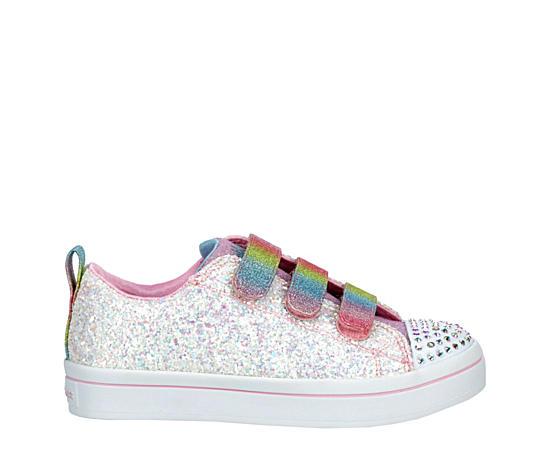 Girls Twinkle Toes Twi-lites - Glitter Glitz 314048l