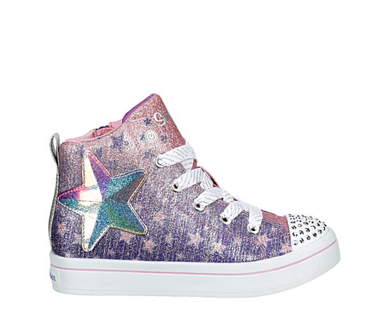 Girls Twinkle Toes Twi-lites - Starry Gem 314016l