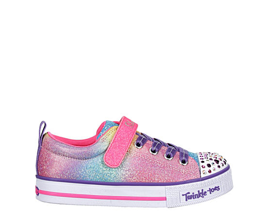 Girls Twinkle Toes Twinkle Lite - Sweets Supply 314049l