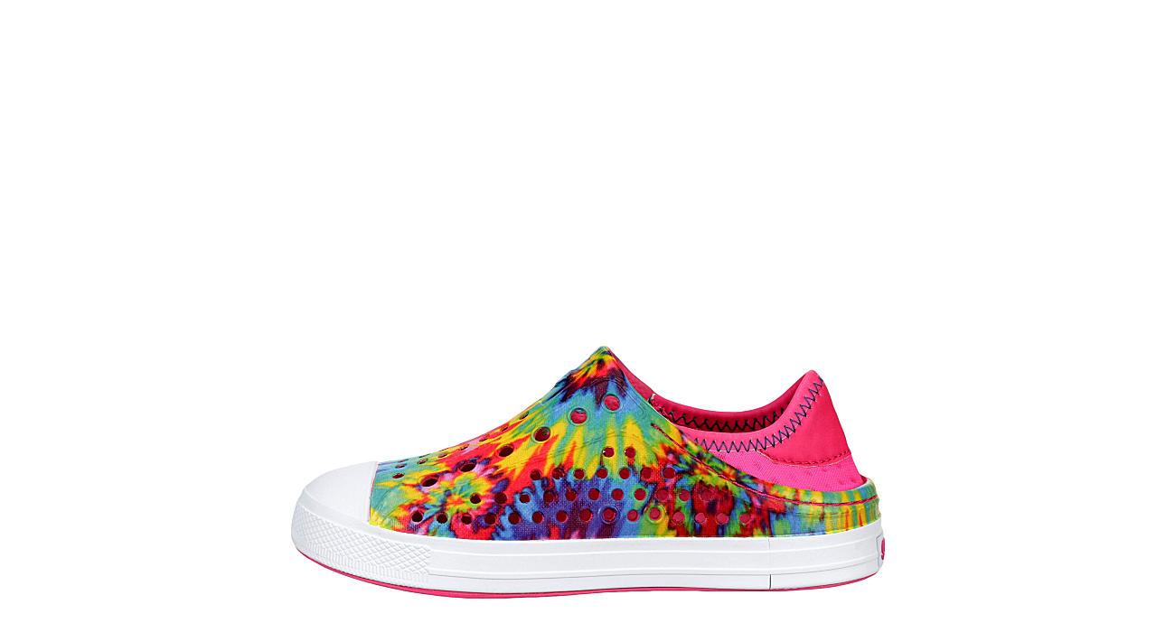 SKECHERS KIDS Girls Cali Gear Guzman Steps - Color Hype 308004l - PINK