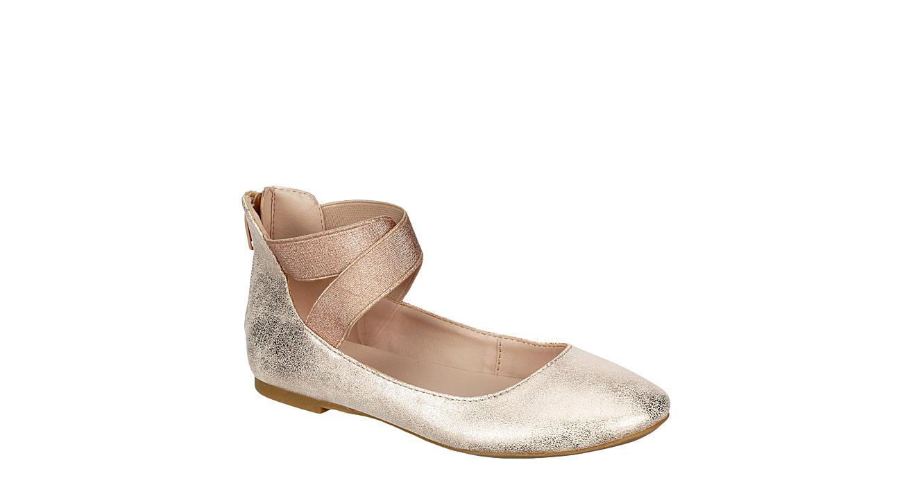 NINA KIDS Girls Teena Flat - ROSE GOLD