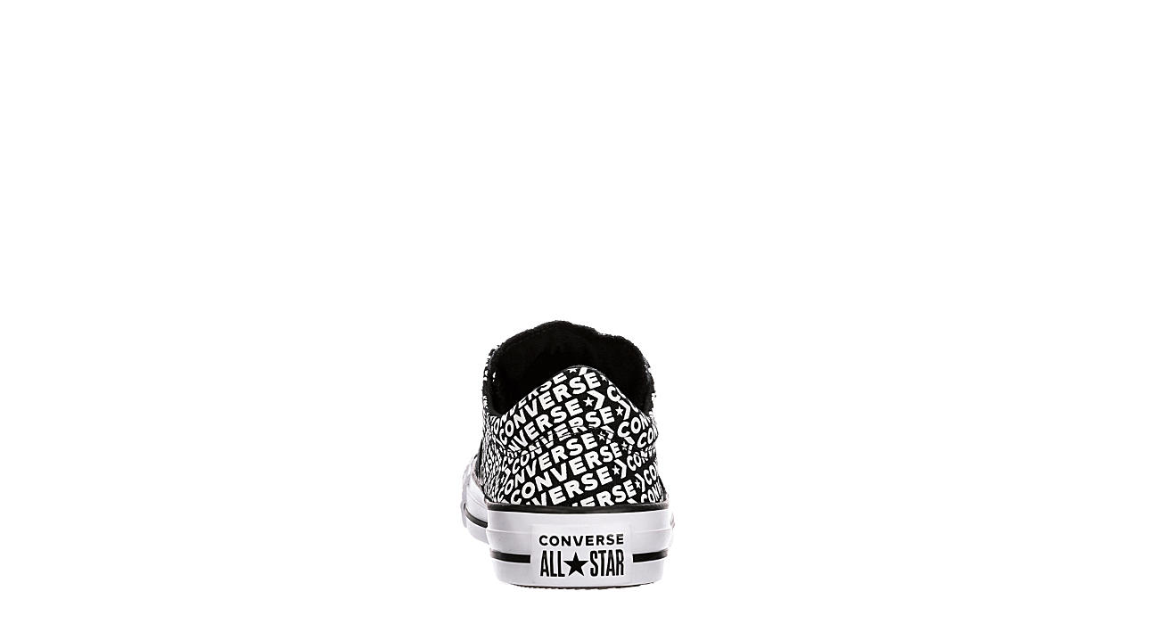 CONVERSE Womens Madison Sneaker - BLACK