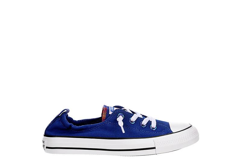 CONVERSE Womens Chuck Taylor All Star Shoreline Sneaker - BLUE
