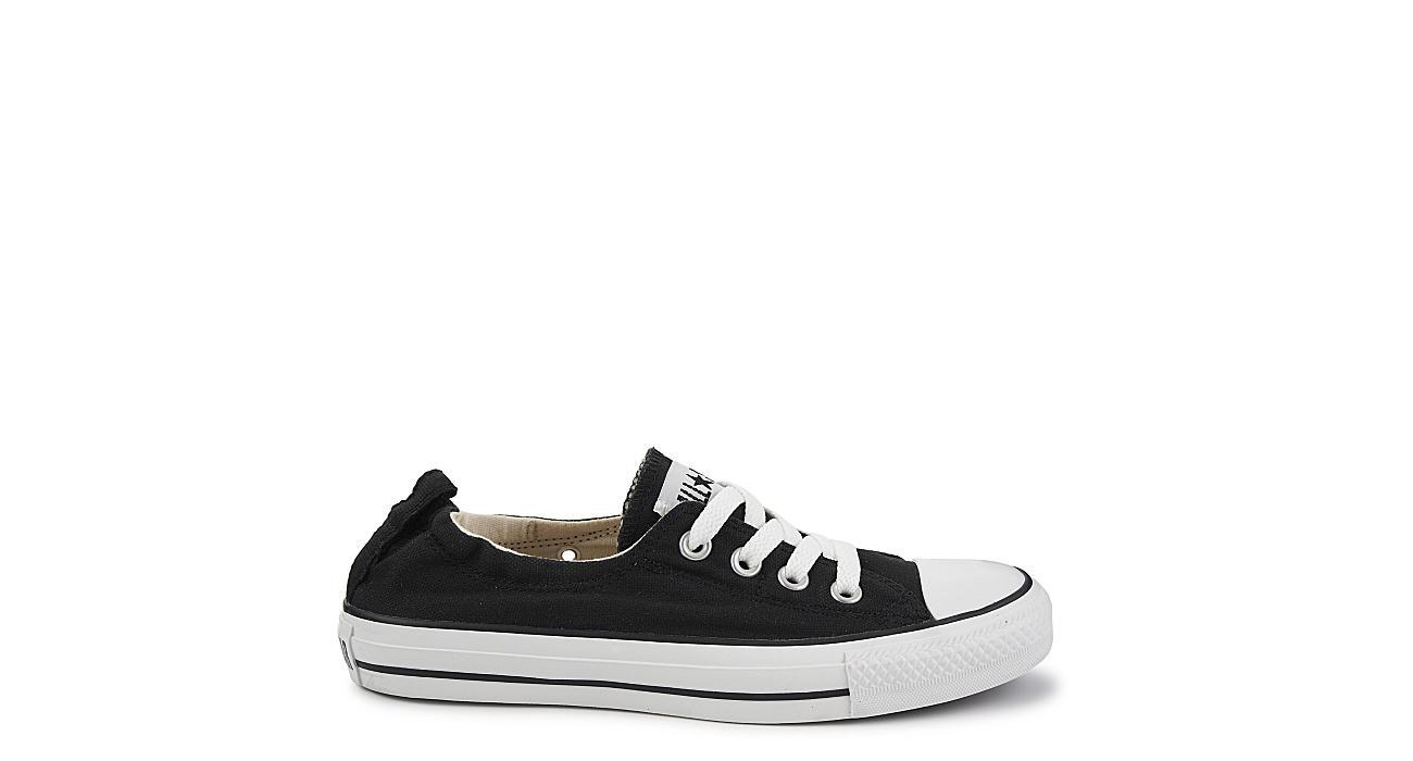 CONVERSE Womens Chuck Taylor All Star Shoreline Sneaker - BLACK