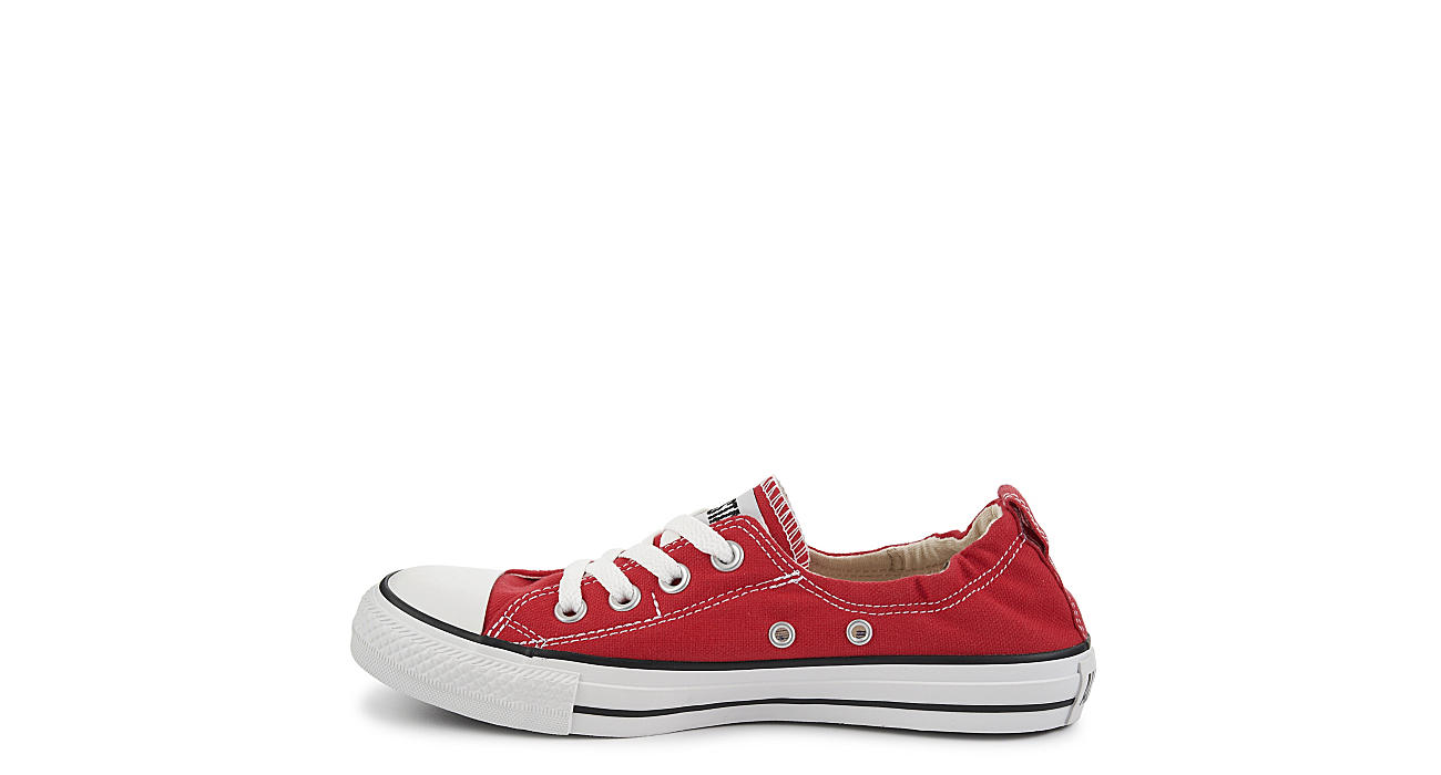 CONVERSE Womens Chuck Taylor All Star Shoreline Sneaker - RED