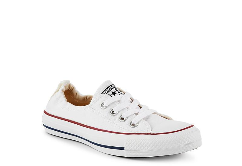ba298121d4 White Converse Shoreline Women s Sneakers