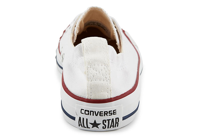 CONVERSE Womens Chuck Taylor All Star Shoreline Sneaker - WHITE