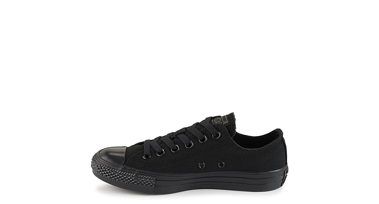 CONVERSE Womens Chuck Taylor All Star Low Sneaker - BLACK