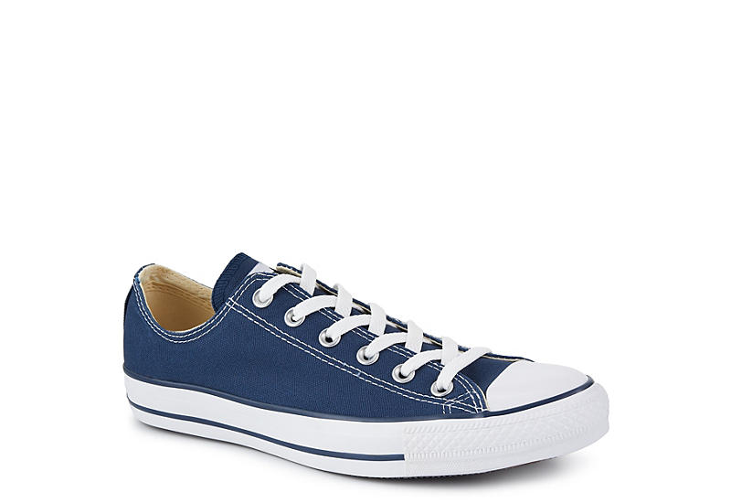 dc25025a913 Converse Womens Chuck Taylor All Star Low Sneaker - Navy
