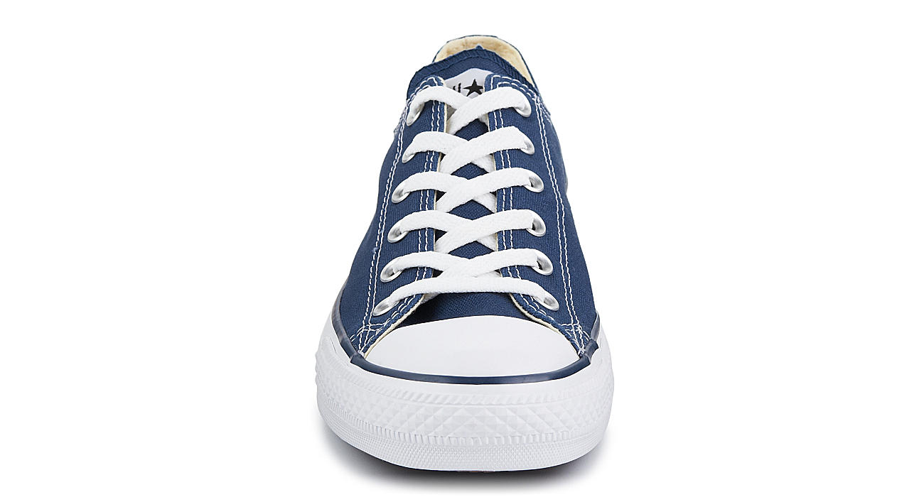 CONVERSE Womens Chuck Taylor All Star Low Sneaker - NAVY