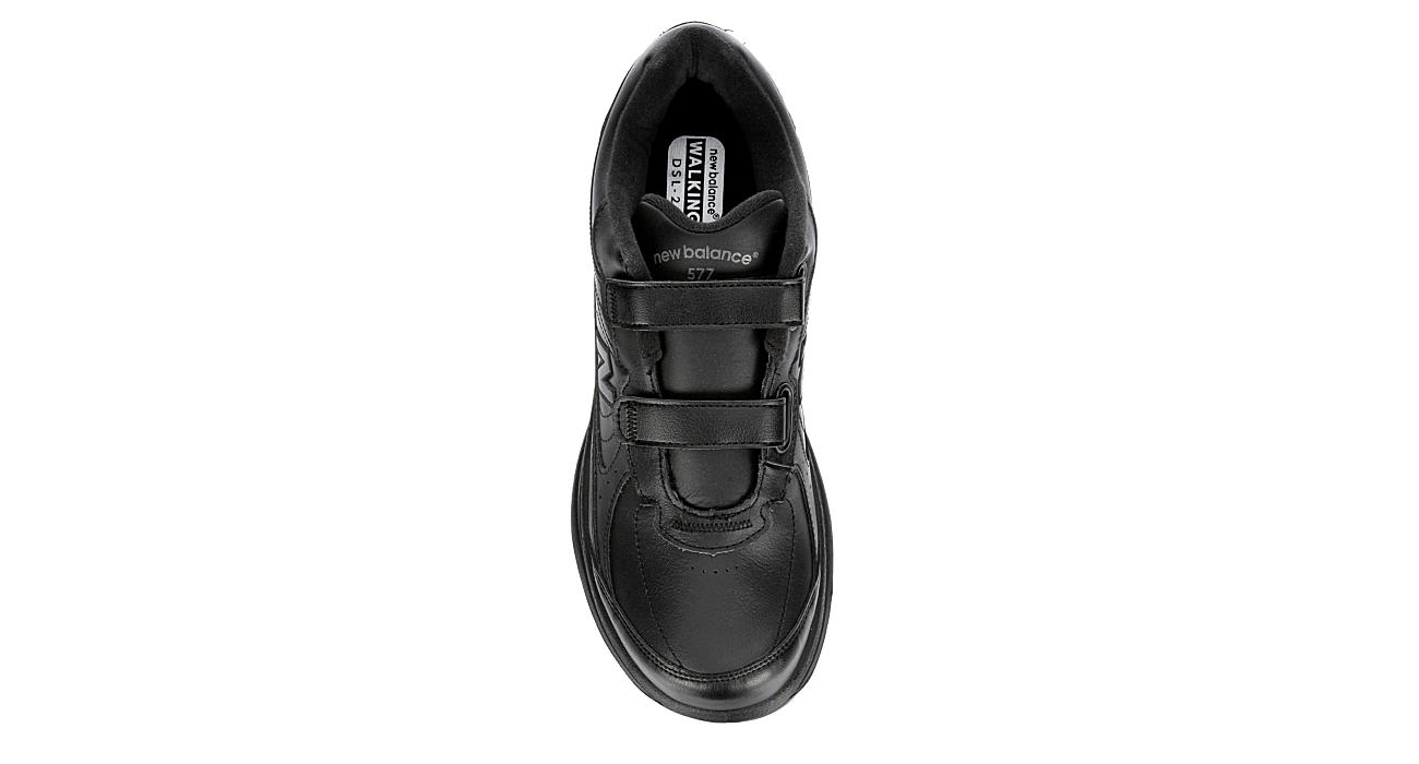 NEW BALANCE Mens 577 Sneaker - BLACK