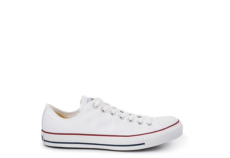 CONVERSE Womens Chuck Taylor All Star Low Sneaker - WHITE