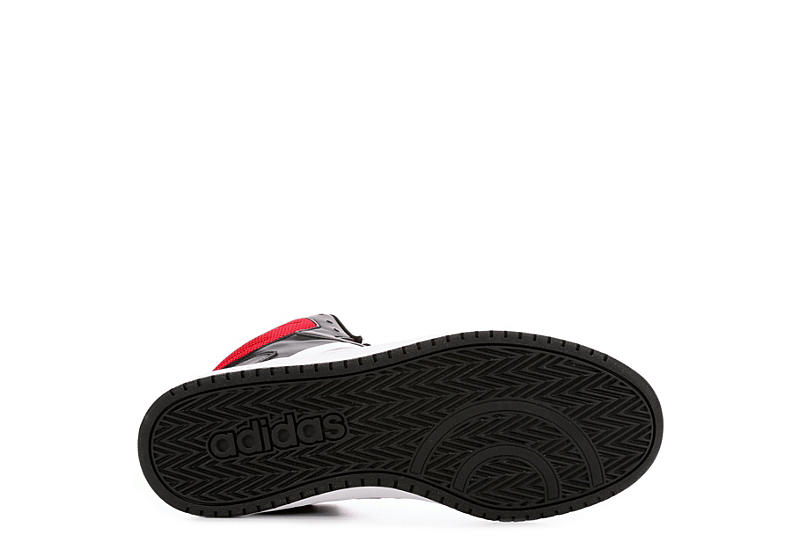 ADIDAS Mens Hoops 2.0 Mid  Sneaker - BLACK