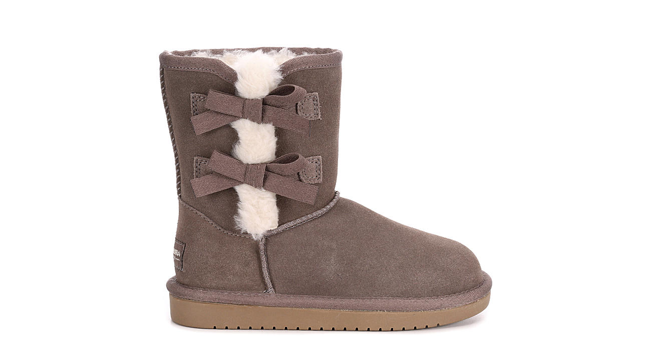 KOOLABURRA by UGG Girls Victoria Short - GREY