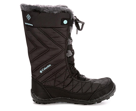 Girls Minx Mid Waterproof Snow Boot