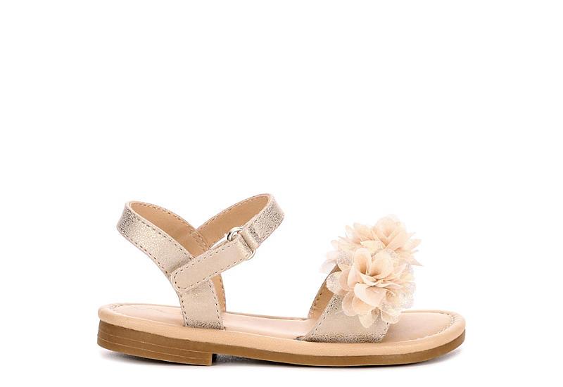 NINA KIDS Girls Girls P-cindy Sandals - GOLD