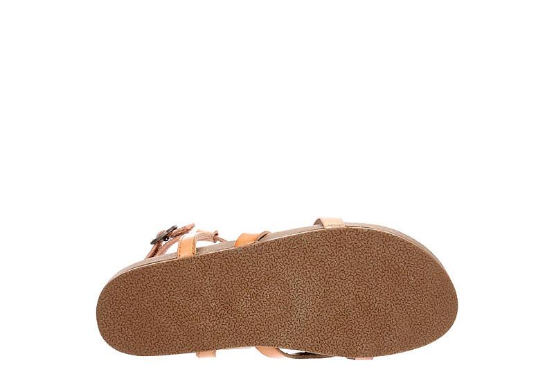 BLOWFISH Girls Infant Granola Sandal - NUDE