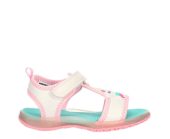 Girls Infant Feline Unicorn Sandal