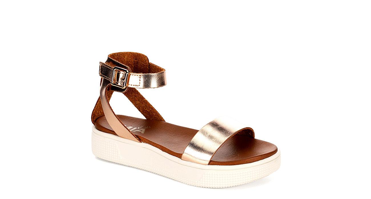 MIA Girls Little Ellen Platform Sandal - ROSE GOLD